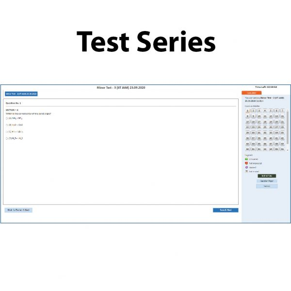 Chem Academy Test Series